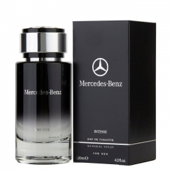 Mercedes Benz Intense Eau De Toilette - 120ml