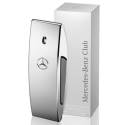 Mercedes Benz Club Eau De Toilette - 100ml