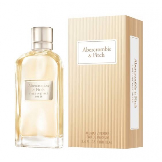 Abercrombie & Fitch First Instinct Sheer EDP -  100ml