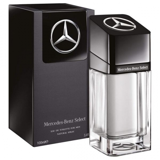 Mercedes Benz Select Eau de Toilette - 100ml