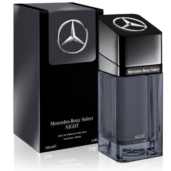 Mercedes Benz Select Night Eau de Parfum - 100ml