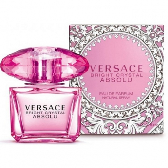 Versace Bright Crystal Absolu Eau de Parfum - 50ml