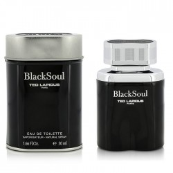 Ted Lapidus Black Soul EDT - 50ml
